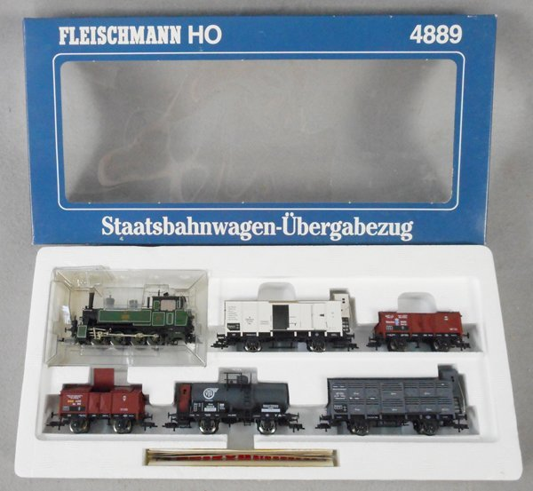 FLEISCHMANN 4889 TRAIN SET