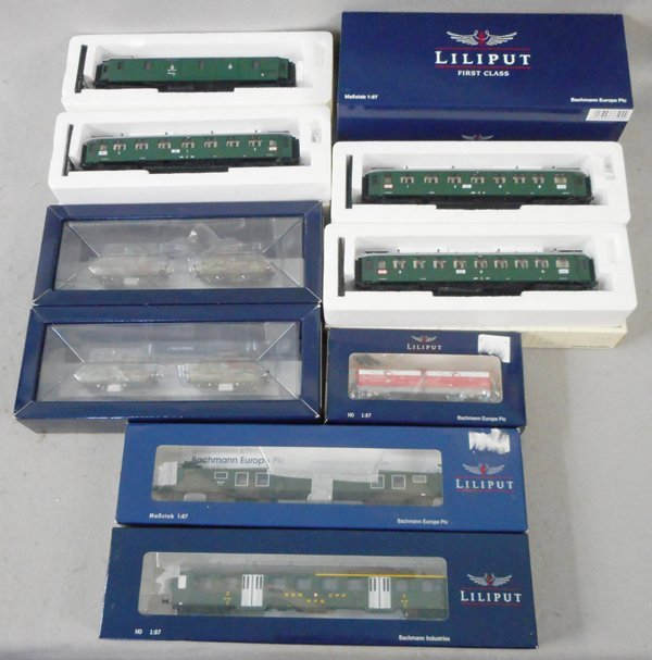 LILIPUT TRAIN SET
