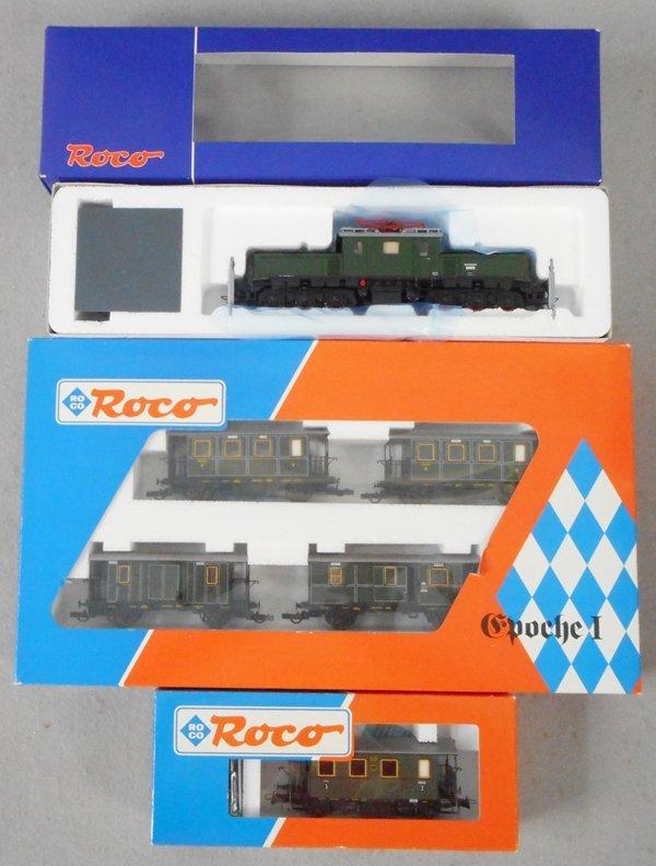 ROCO TRAIN SET