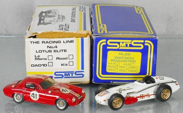 2 SMTS RACING LINE AUTOS