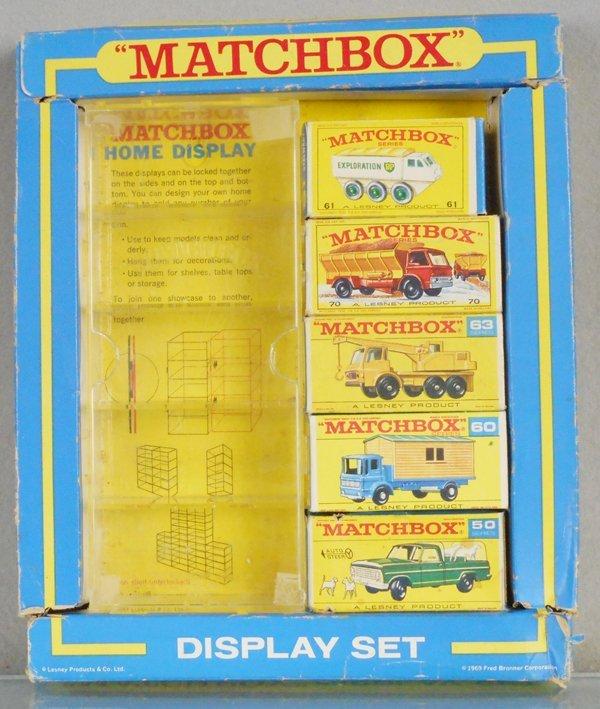 MATCHBOX 1969 HOME DISPLAY SET