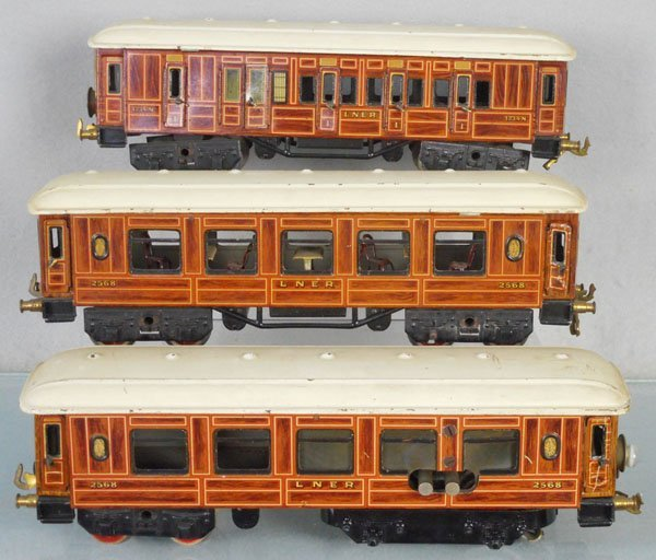 BING LNER TROLLEY SET