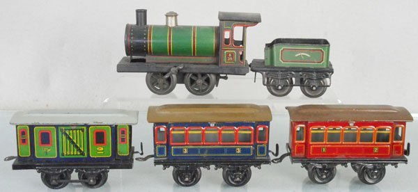 BING TRAIN SET