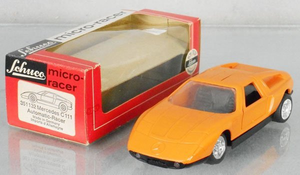 SCHUCO 351132 MERCEDES C111 MICRO RACER