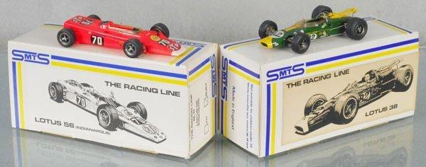 2 SMTS LOTUS RACERS