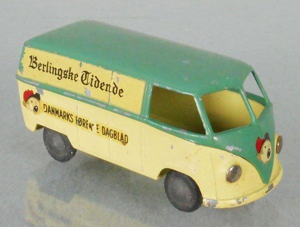 TEKNO 413 BERLINGSKE TIDENDE VW VAN