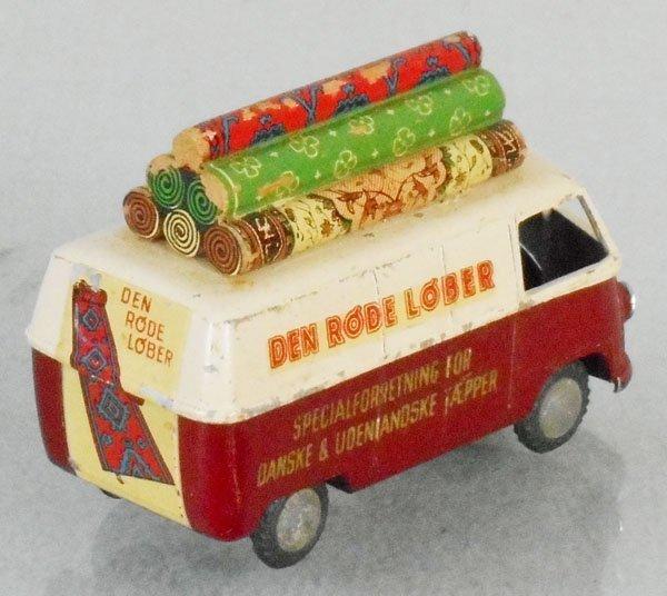 TEKNO 418 DEN RODE LOBER VW VAN - 2