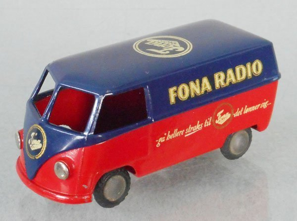 TEKNO 413 FONA RADIO VW VAN