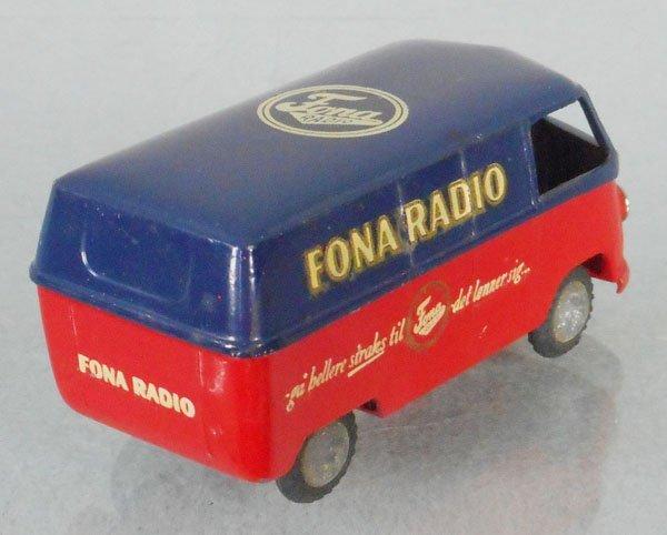 TEKNO 413 FONA RADIO VW VAN - 2