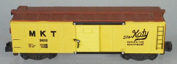 AMERICAN FLYER 24016 MKT BOX CAR