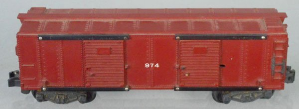 AMERICAN FLYER 974 MERCHANDISE CAR