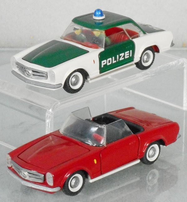 2 TEKNO MERCEDES BENZ 230 SL AUTOS