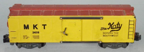 AMERICAN FLYER 24016 MKT BOX CAR