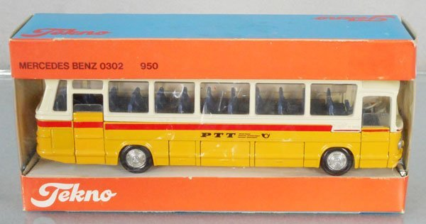 TEKNO 950 MERCEDES BENZ 0302 BUS