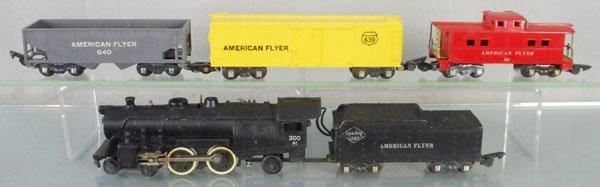 AMERICAN FLYER 4901 TRAIN SET