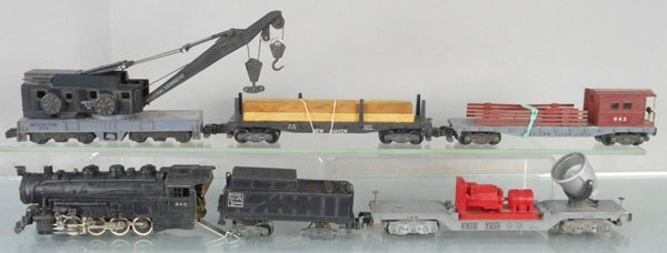 AMERICAN FLYER 5635 TRAIN SET