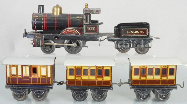 BING LNWR TRAIN SET