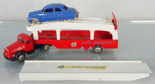 TEKNO AUTO TRANSPORTER & AUTO