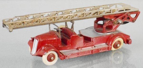 DINKY FR32D DELAHAYE FIRE TRUCK