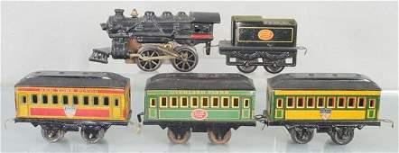 HAFNER NY TRAIN SET