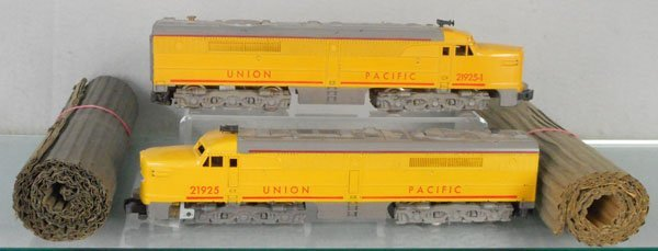 AMERICAN FLYER UNION PACIFIC DIESELS