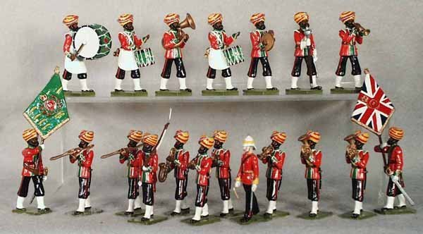 014A: STEADFAST INDIAN ARMY BAND
