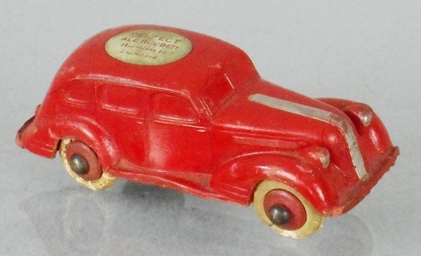 PERFECT RUBBER 1935 PONTIAC