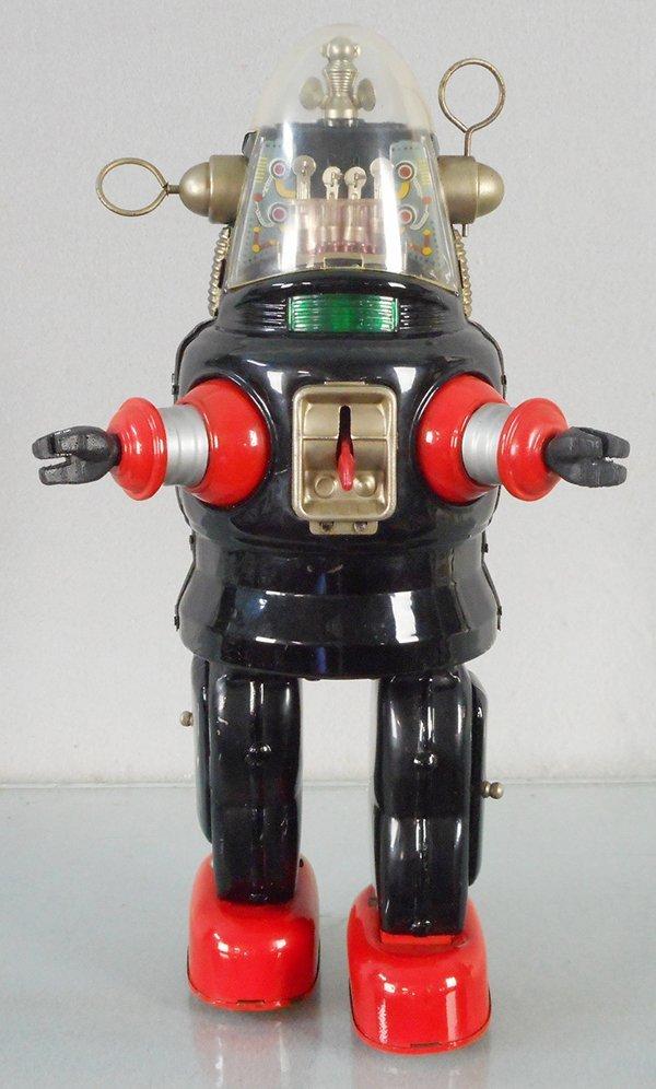 TN MECHANIZED ROBOT
