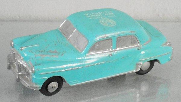 BANTHRICO 1949 DESOTO AUTOBANK PROMO