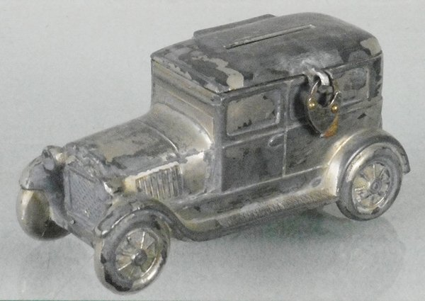 FORD MODEL A SPELTER BANK