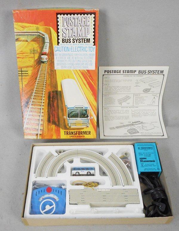 AURORA FALLER 4402 POSTAGE STAMP BUS SYSTEM