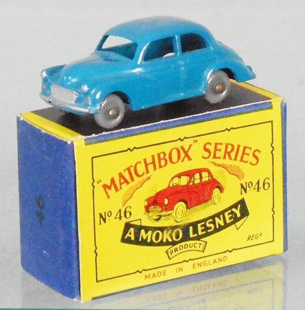 MATCHBOX 46A4 MORRIS MINOR 1000