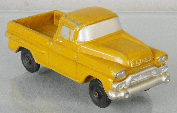 BUSH 1958 GMC PICK UP PROMO