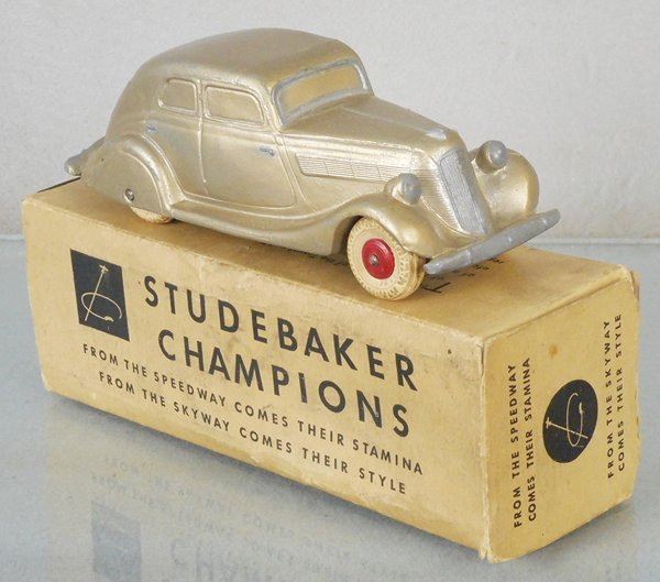 NATIONAL PRODUCTS 1935 STUDEBAKER PROMO