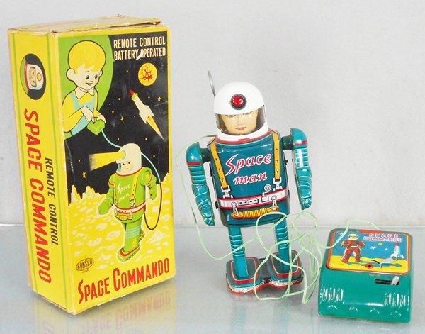 TM SPACE COMMANDO