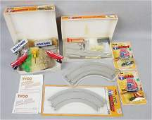 TYCO US 1 ELECTRIC TRUCKING SLOT CAR SETS