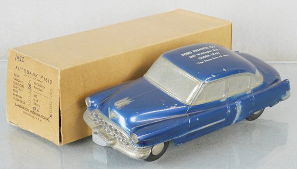 BANTHRICO 1952 CADILLAC AUTOBANK PROMO