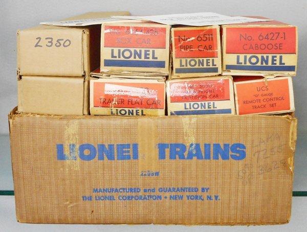 LIONEL 2259W TRAIN SET - 2