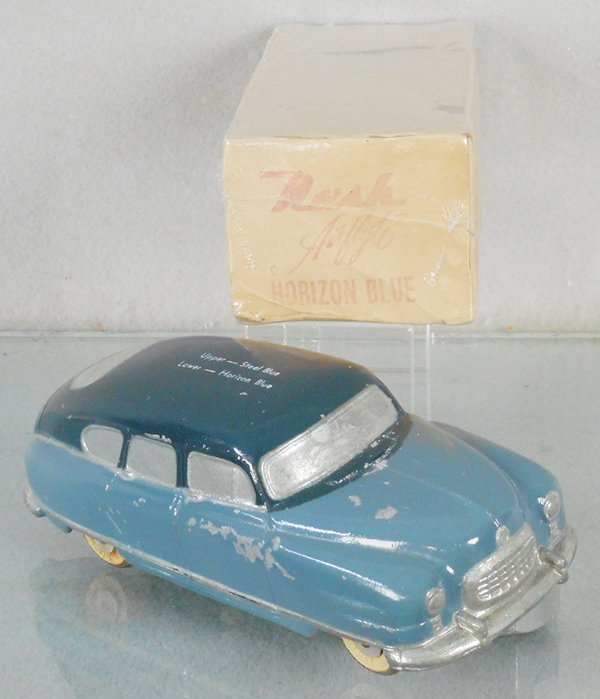 NATIONAL PRODUCTS 1949 NASH PROMO
