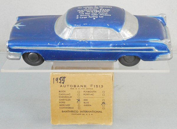 BANTHRICO 1955 CHRYSLER AUTOBANK PROMO