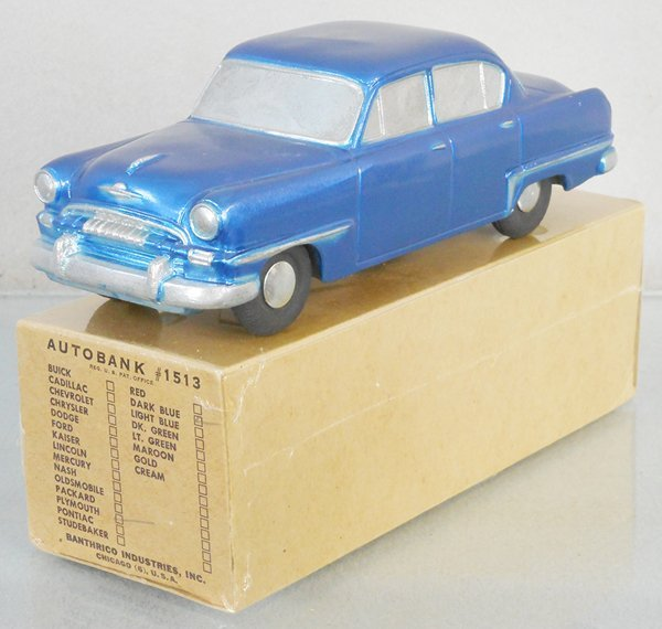 BANTHRICO 1953 PLYMOUTH AUTOBANK PROMO