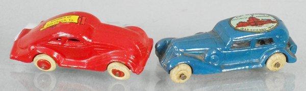 BARCLAY & LWM AUTOS