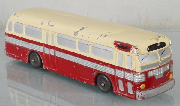 ADVANCE PRODUCTS 1950-53 FAGEOL TWIN COACH PROMO