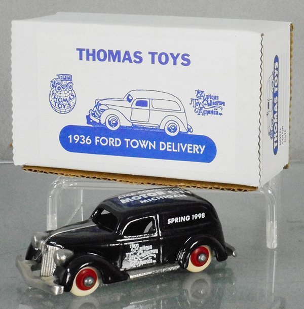 THOMAS TOY 1936 FORD DELIVERY VAN