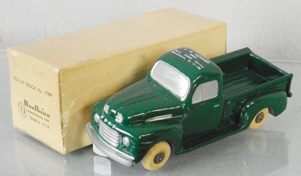 NATIONAL PRODUCTS 1948 FORD PICK UP PROMO
