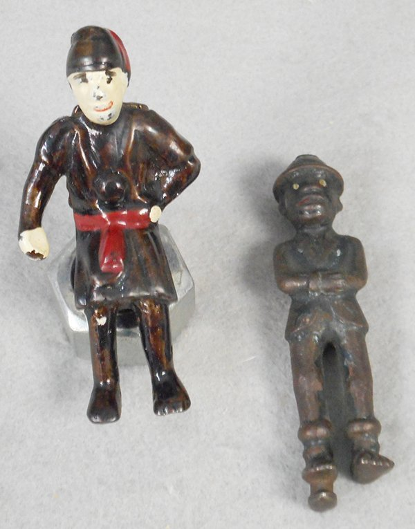 KENTON & HUBLEY FIGURES