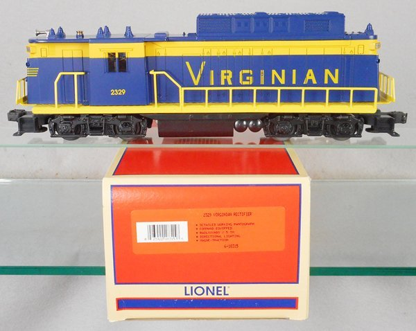 LIONEL 18315 VIRGINIAN RECTIFIER