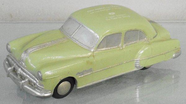 BANTHRICO 1949 PONTIAC AUTOBANK PROMO