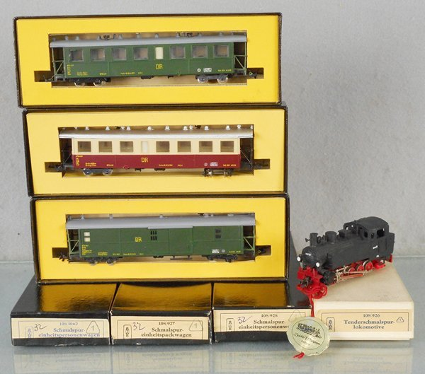ZEUKE TRAIN SET