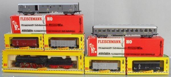 FLEISCHMANN TRAIN SET